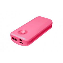 POWER BANK 4400 WT Rose